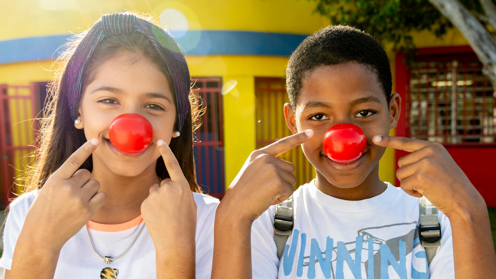 The Power of Partnerships – Red Nose Day 2020 | Laureus